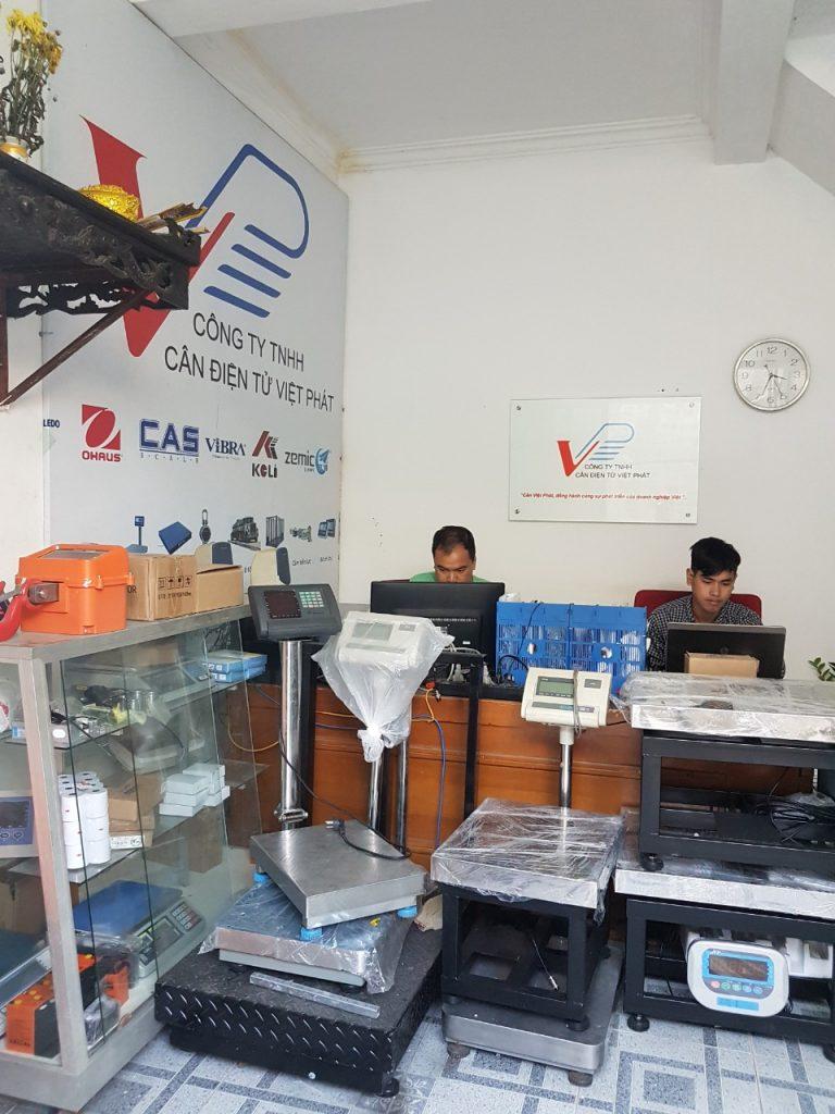 Cân điện tử Việt Phát
