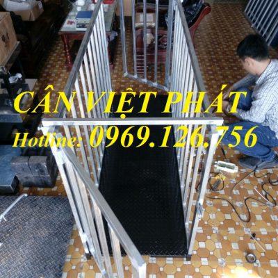 Cân heo điện tử 500kg- 5 tạ -1606