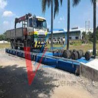 Cân ô tô 80 tấn - 3x18m