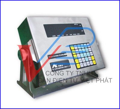 Cách kết nối đầu cân D2008FA - Keli