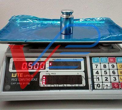 cân tính tiền UPA-30kg