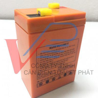 Pin cho cân điện tử các loại