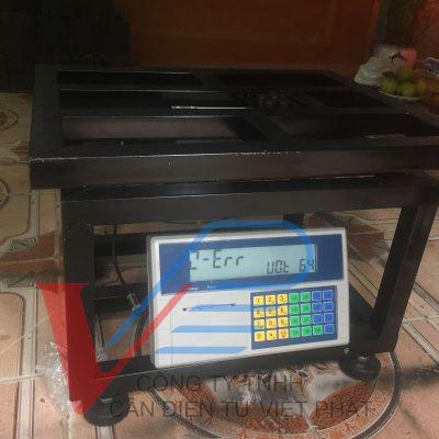 Cân bàn khung hộp, cân tính tiền, in bill, in tem nhãn