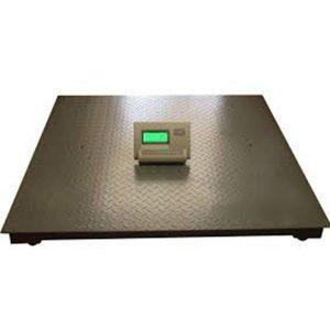 Cân sàn điện tử A12 Keli