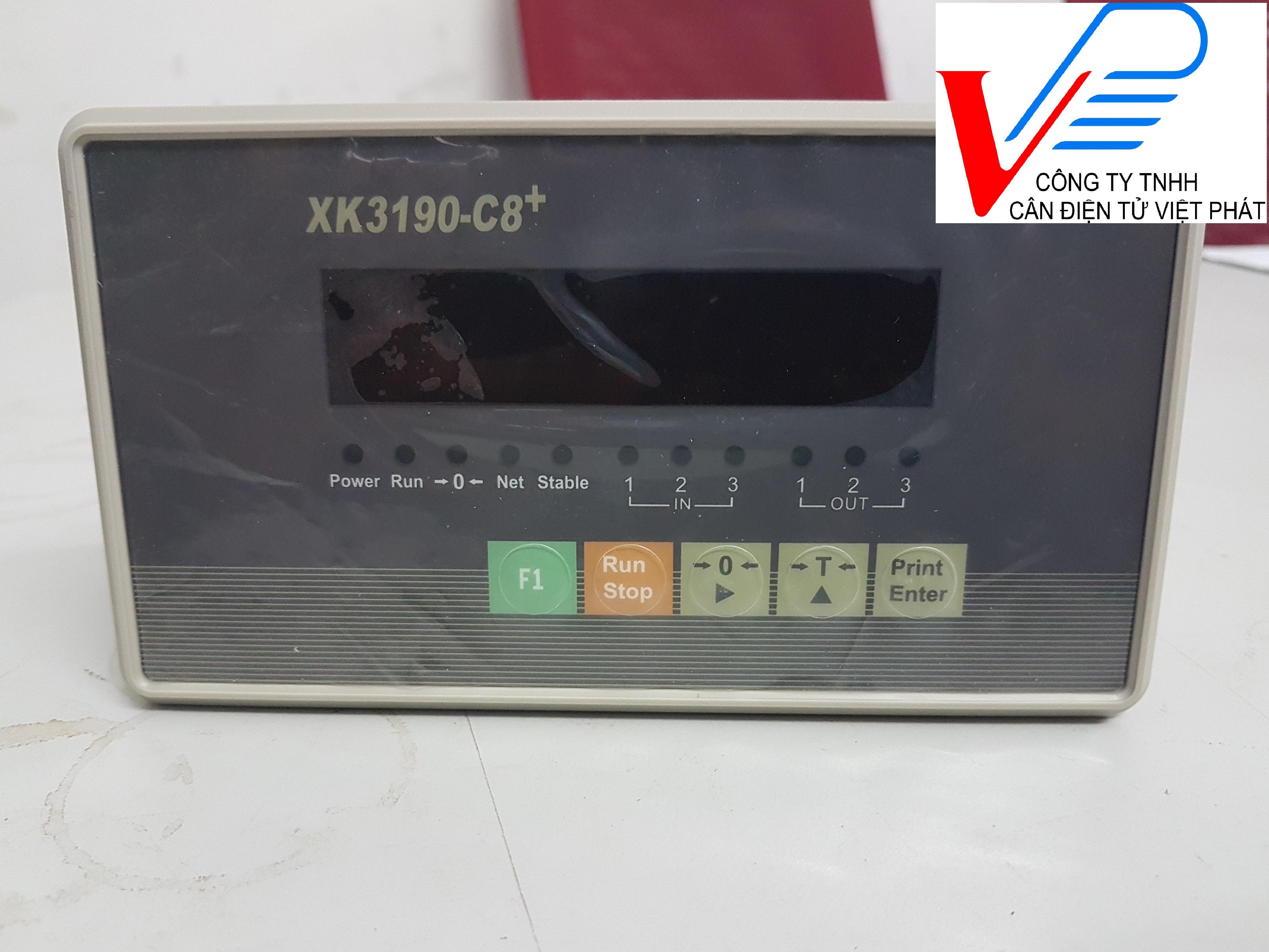 Bộ chỉ thị XK3190-C8