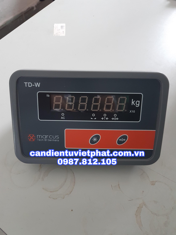 Cân sàn điện tử TDW