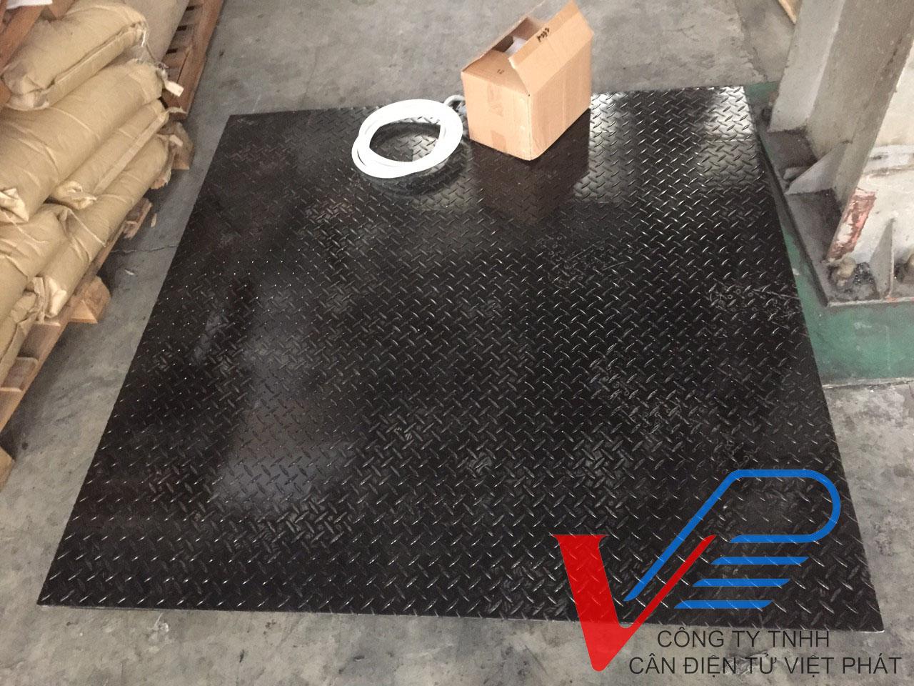 Cân sàn điện tử HP 3 tấn