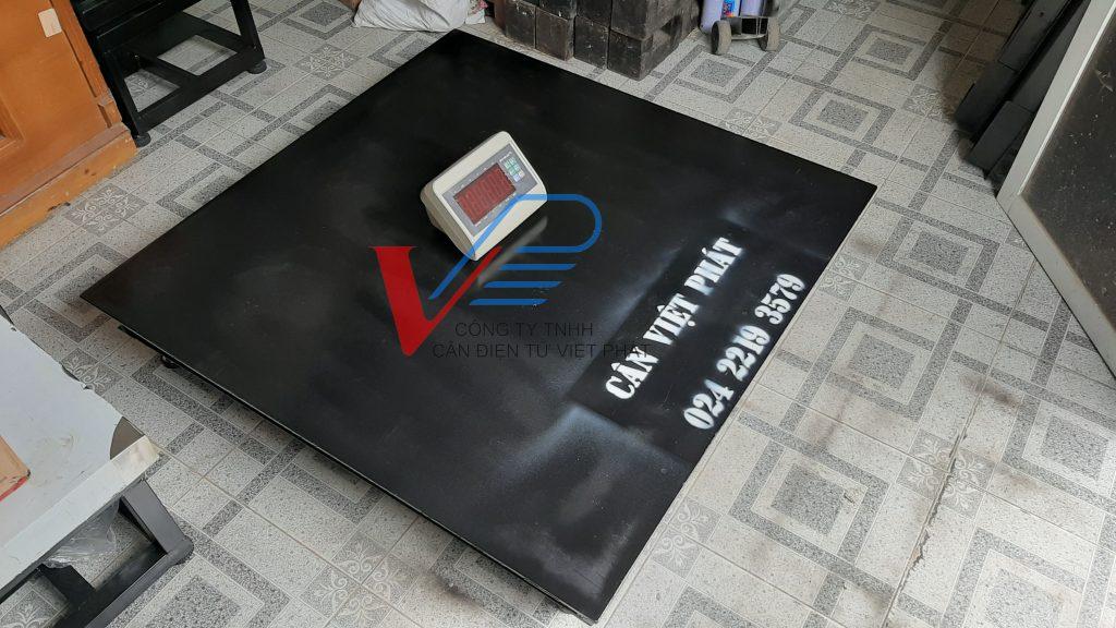 Cân sàn điện tử chuyên dụng