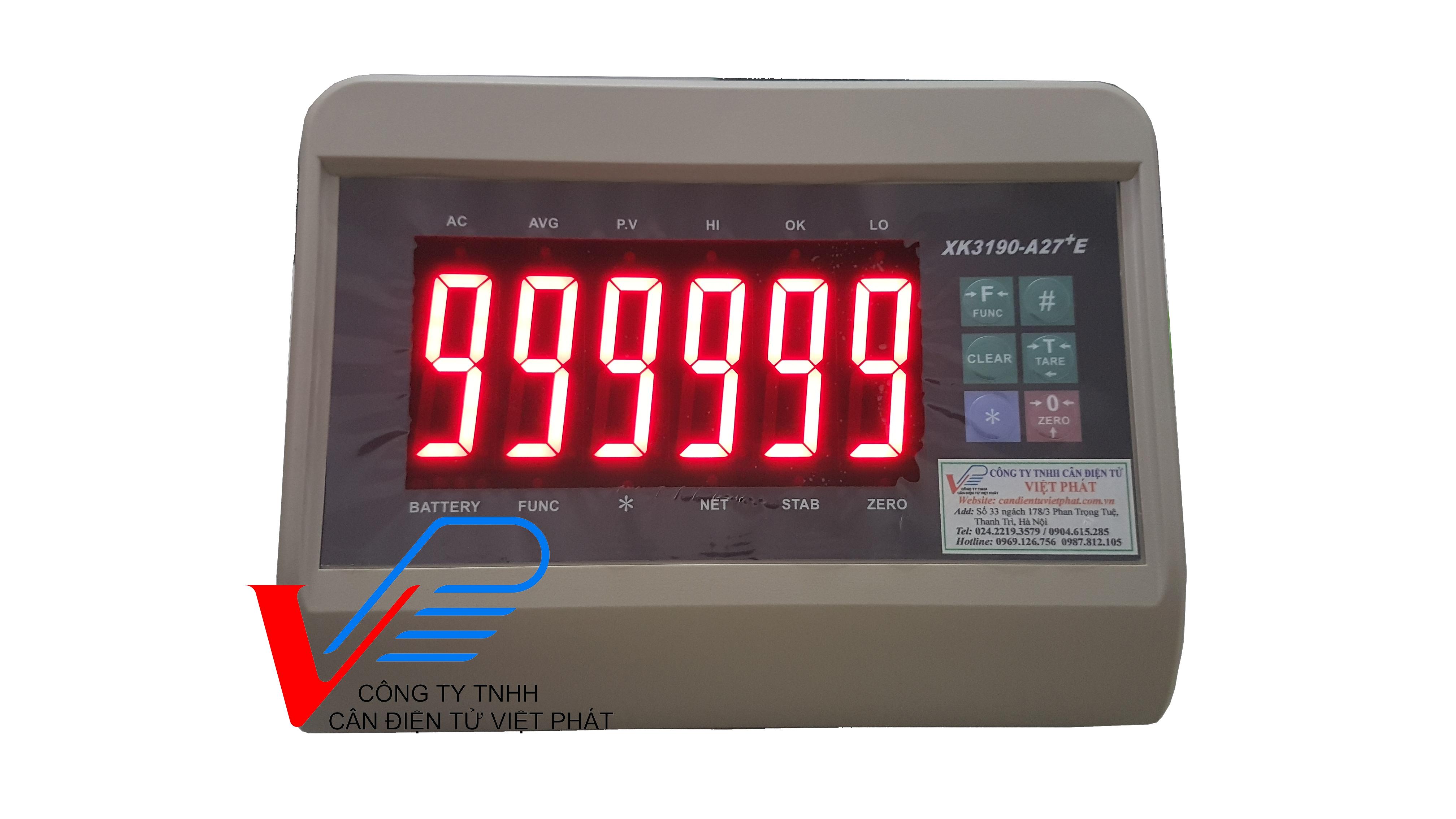 Bộ chỉ thị Xk3190A27E