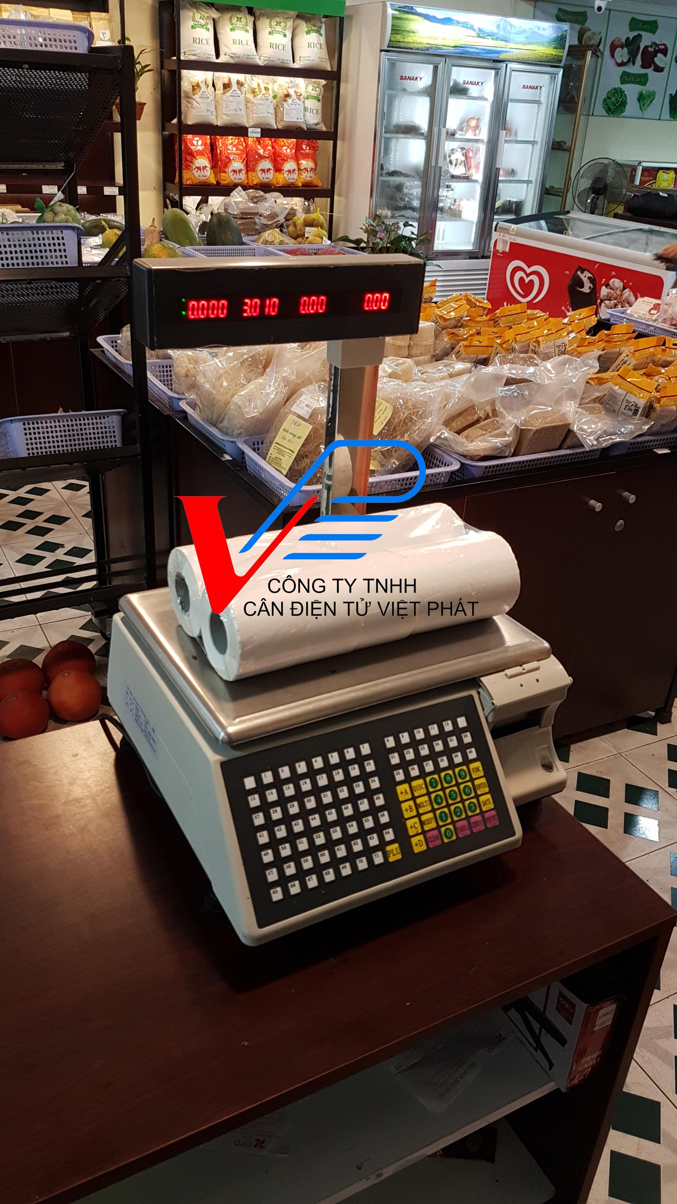 Cân siêu thị TM30-AB