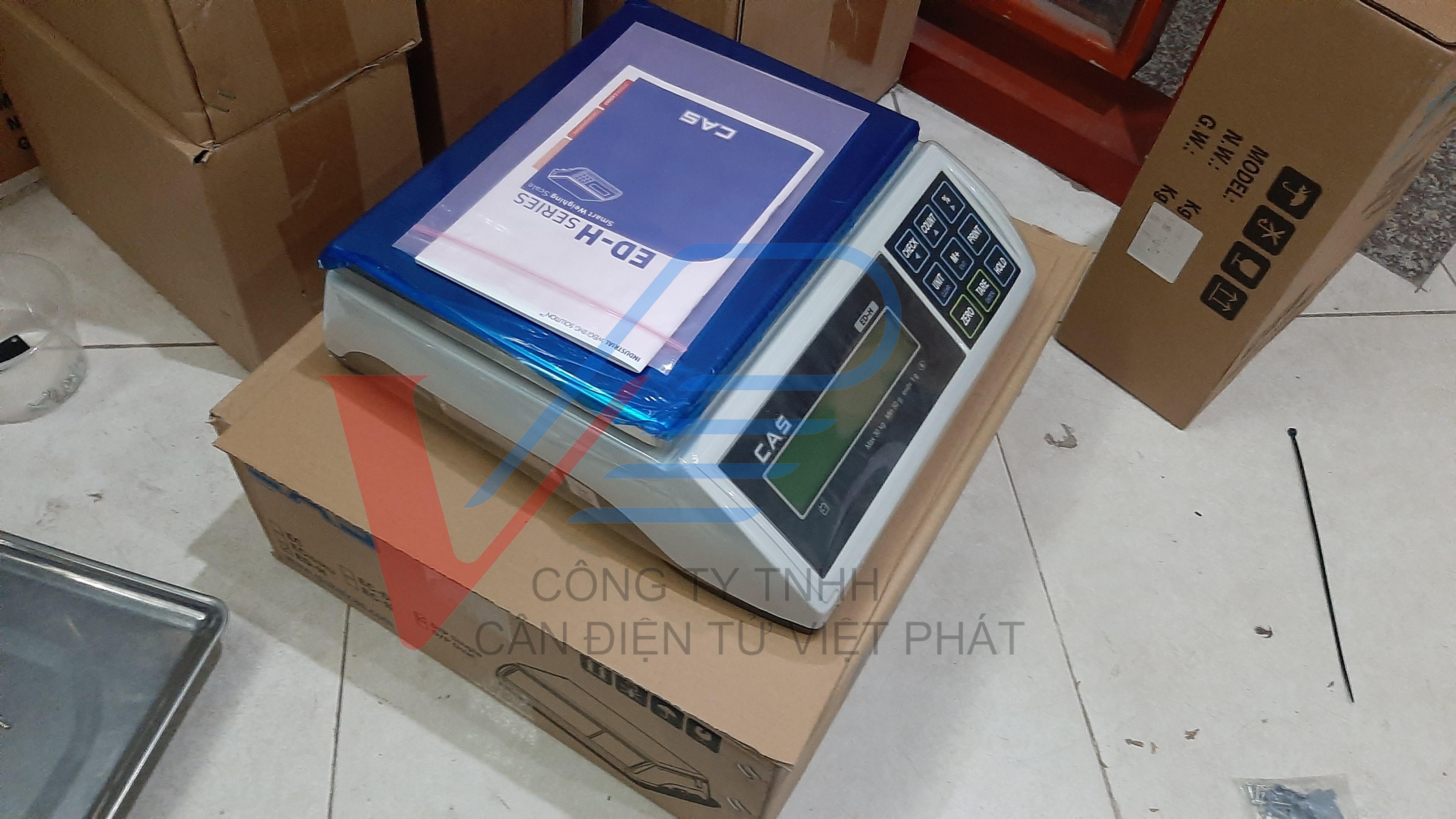 Cân điện tử EDH Cas 30kg