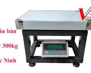 Mua cân bàn điện tử 300kg ở Bắc Ninh