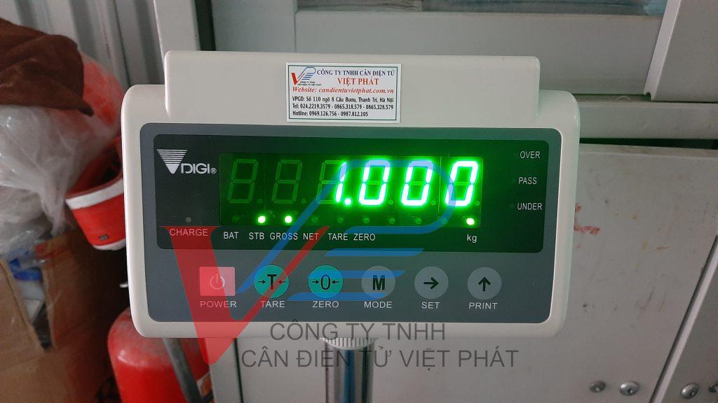 Bộ chỉ thị cân động vật DI-VPS-6
