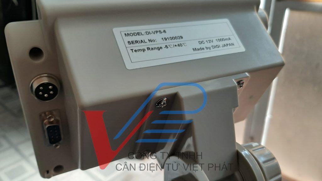 Cân sàn DI-VPS-6 hãng DIGI