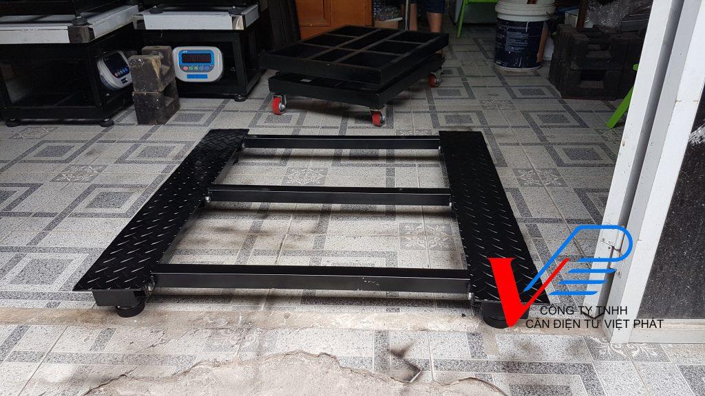 Cân sàn DI-VPS-6 1 tấn hãng DIGI